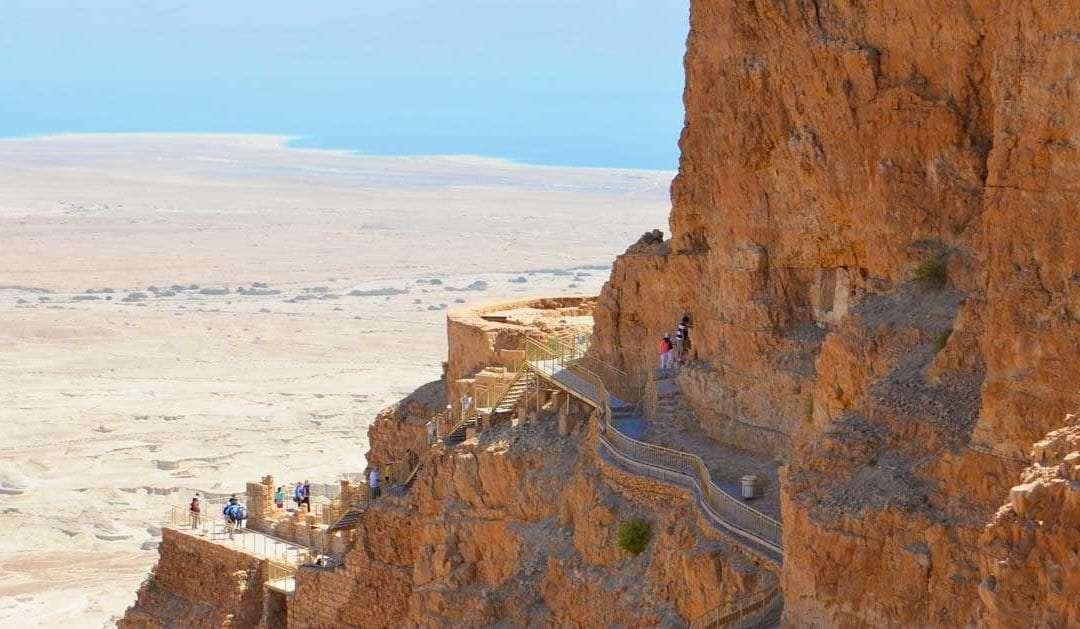 Masada and God's prophetic fingerprint