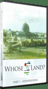 Whose Land - DVD