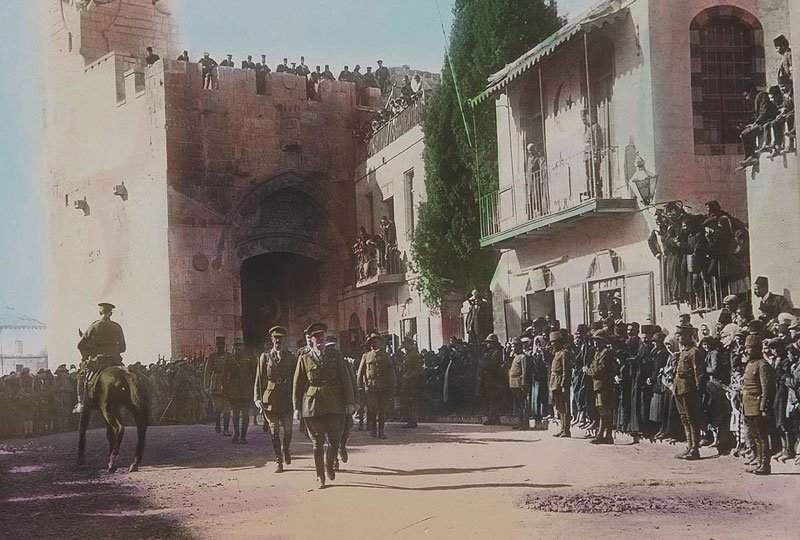 1917 and the Liberation of Jerusalem