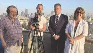 Hugh Kitson and Documentary Crew Whose Land pt 2