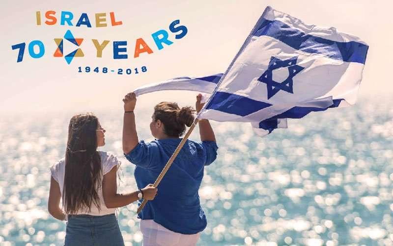 God is faithful – Israel 70 years!