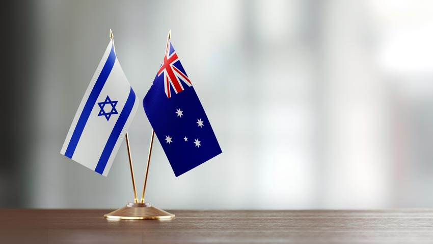 Needed: A Rented Office and an Australian Flag