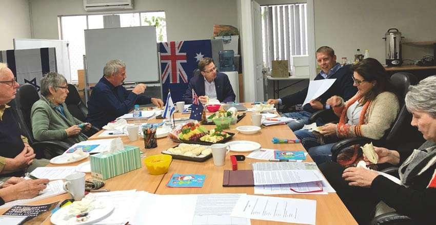 Australian Embassy Petition