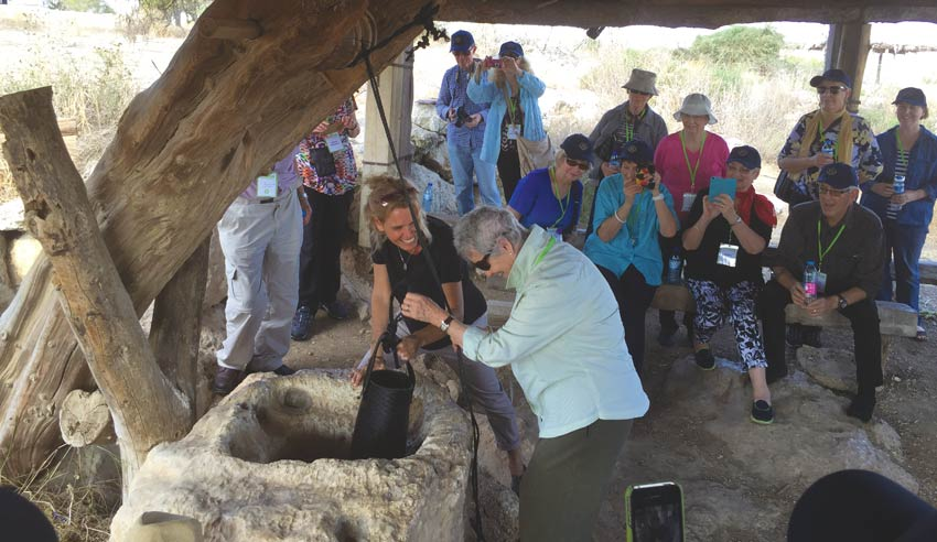 Neot Kedumim – How God Speaks to His People Through the Land