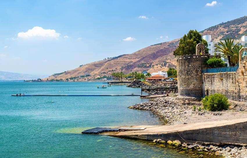 The City of Tiberias