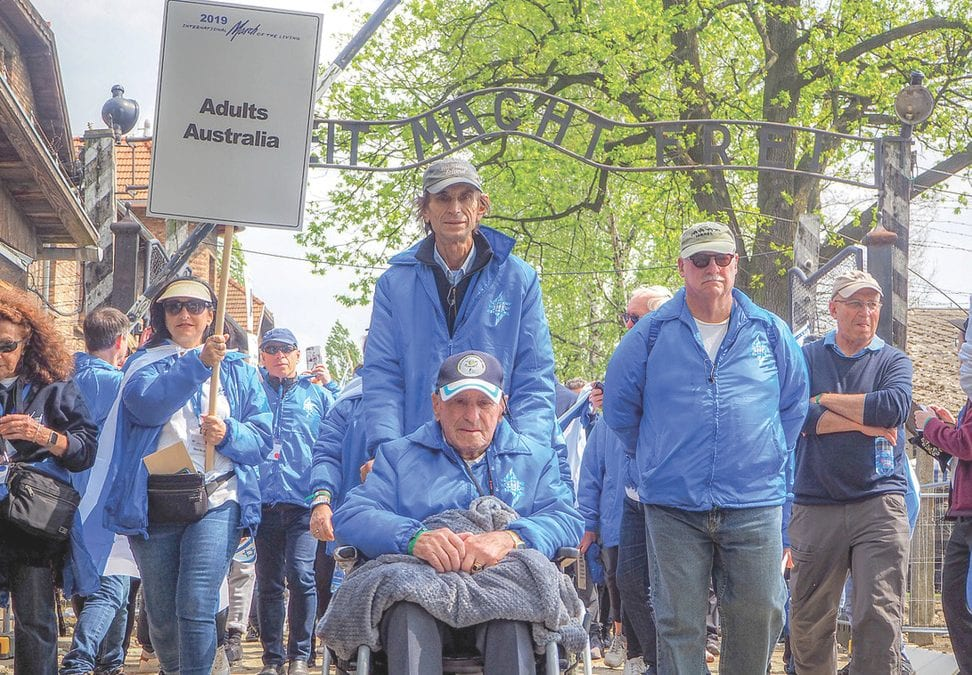"""The March of the Living – a Personal Reflection Walking the Extra Mile with the """"Least of These"""""""