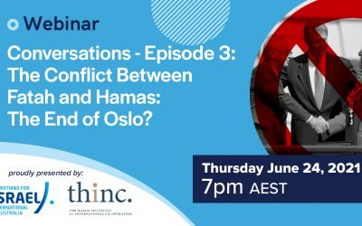Webinar: The Conflict Between Fatah and Hamas: The End Of Oslo?