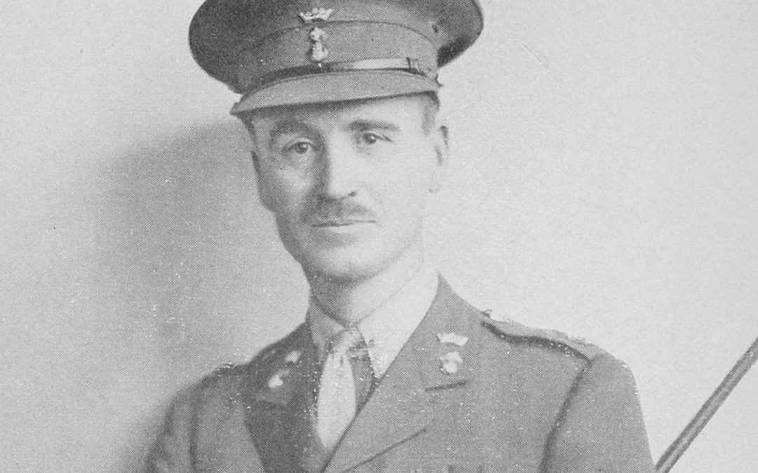 Lt. Col. John Patterson