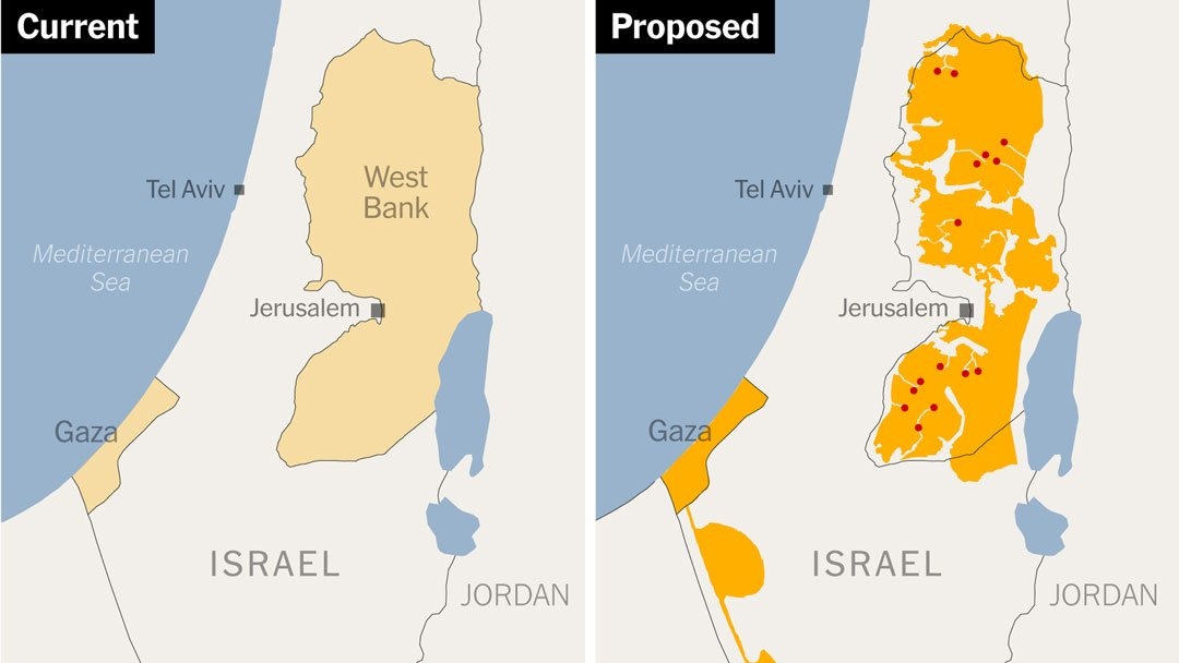 Trump's Proposal for a Palestinian State