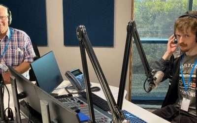 New horizons for Jewish Christian relationships, on Jewish radio, J-AIR
