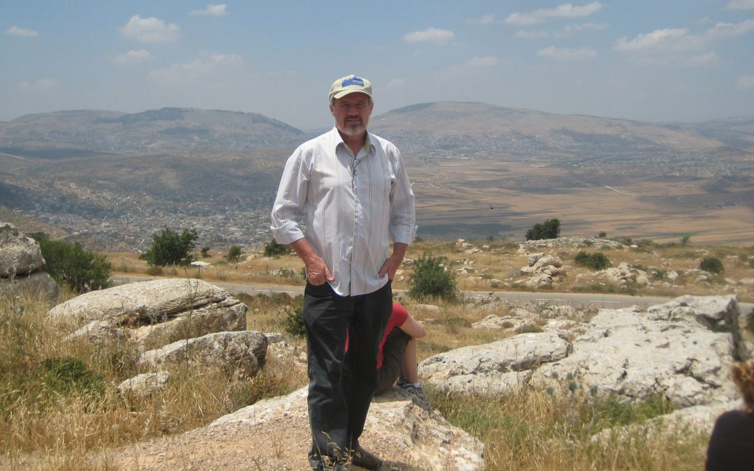 Keith Buxton: Shoulder to Shoulder with Israel