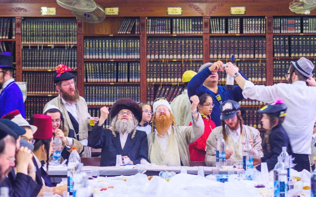 Purim and Pesach—Bookends to the Month of March