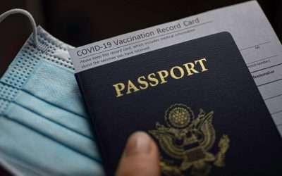 Vaccine Passports are Coming