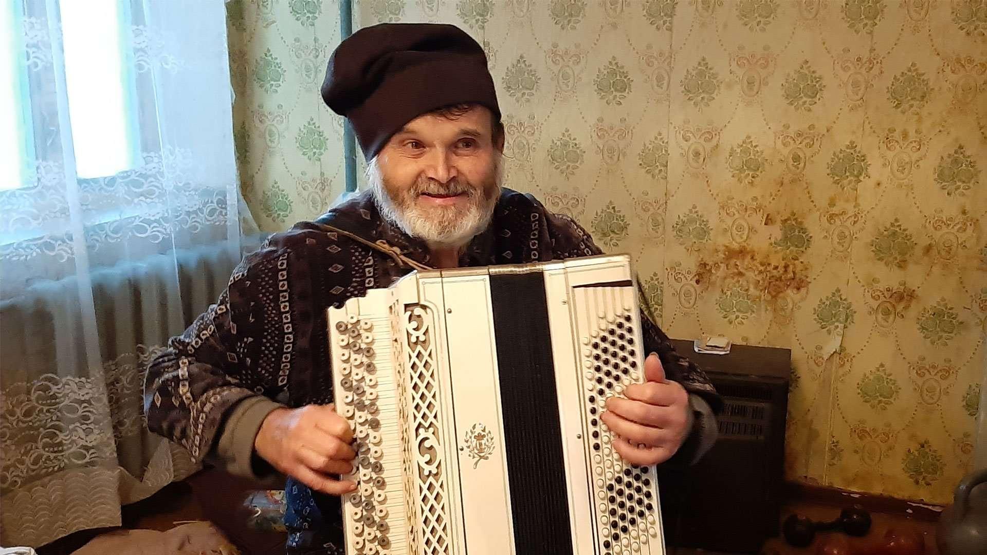 Vladimir - Ukrainian Jew - Holocuast Survivor
