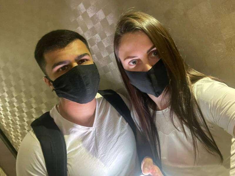 Valery and Evgeniya